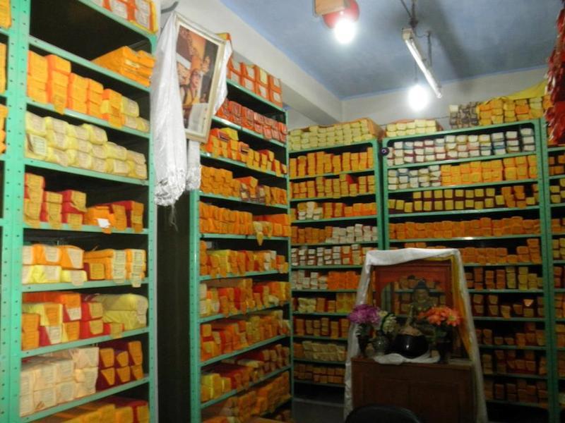 Tibetská knihovna Dharamshala