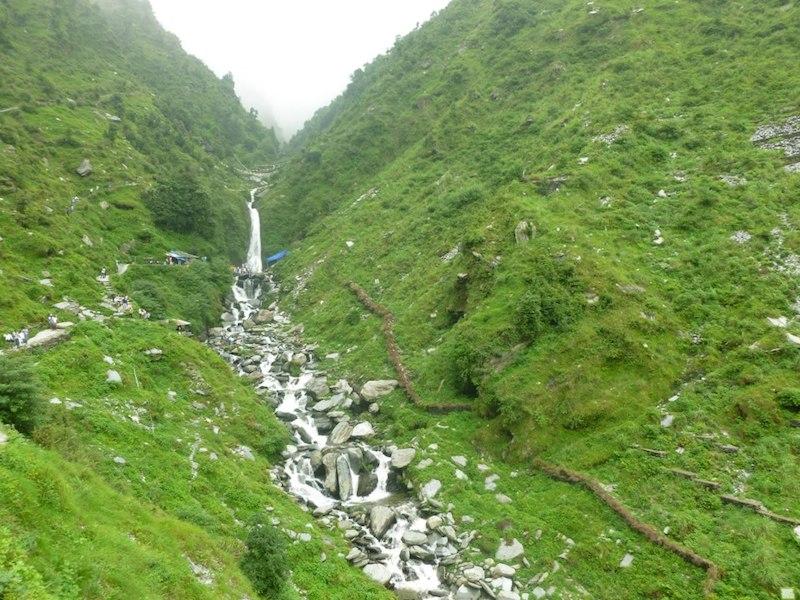 Vodopád Dharamshala