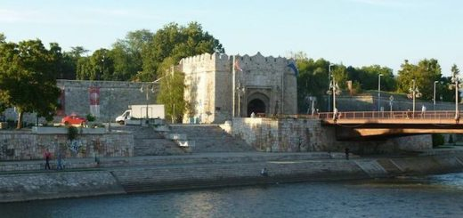 Pevnost Niš Srbsko