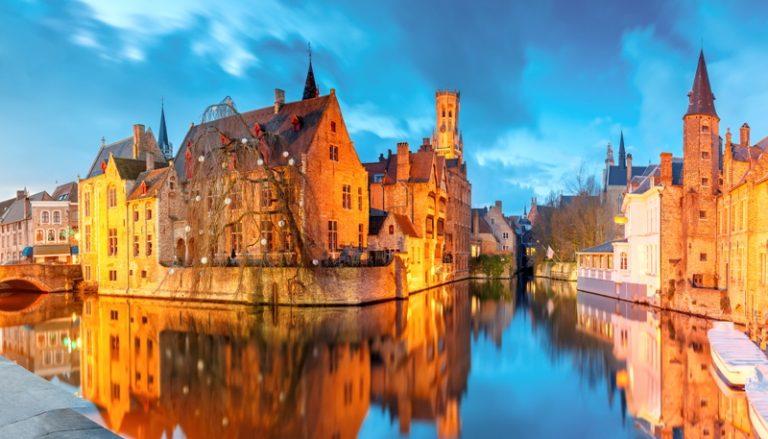 středověká krása města