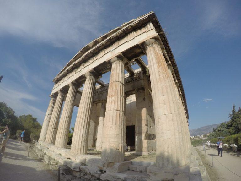 Athény Héfaistův chrám