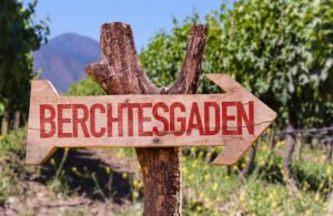 Berchtesgaden v Bavorsku