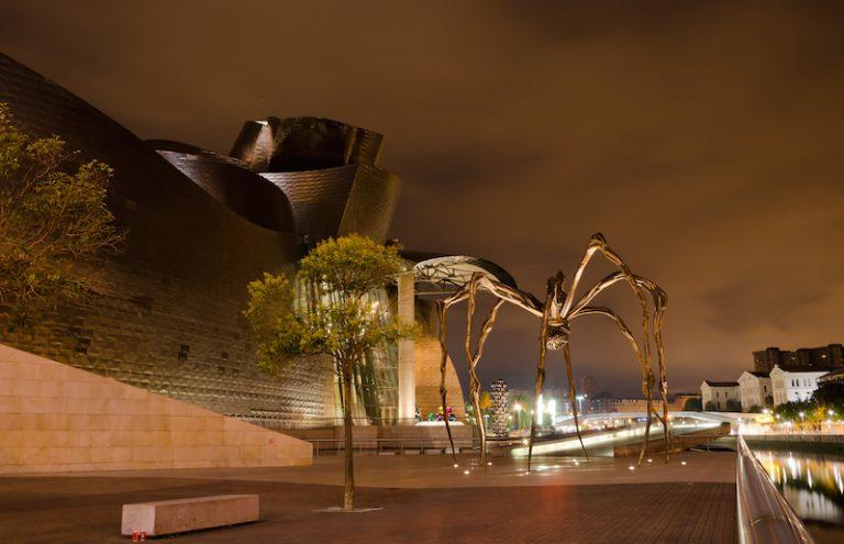 Bilbao Guggenheim muzeum
