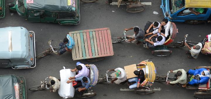 Dháka Bangladéš užitečné informace