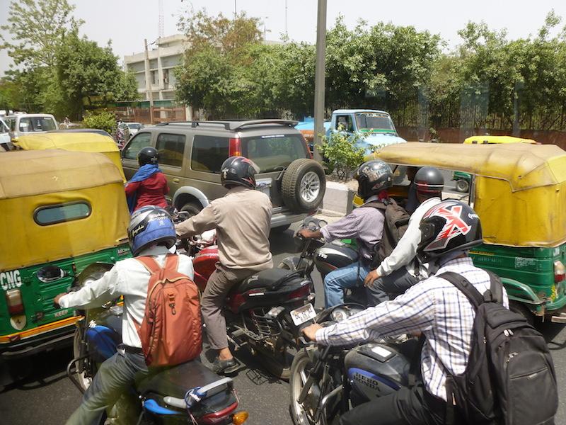 Doprava Nové Dillí