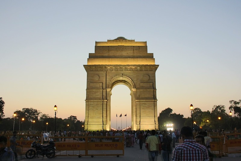 India Gate Nové Dillí