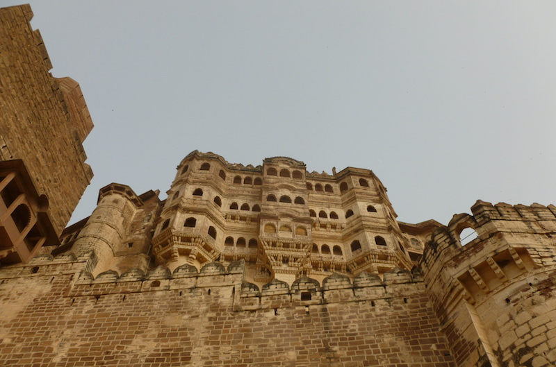 Mehrangarh pevnost