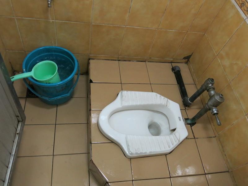 Hygiena na cestách