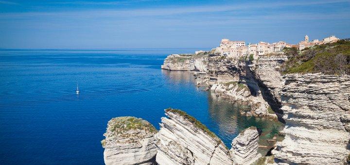 Dovolená na Korsice