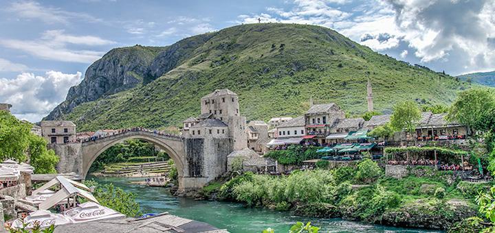 Cestování Bosna