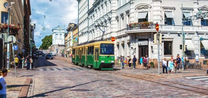 Co navštívit v Helsinkách behěm jedného dne