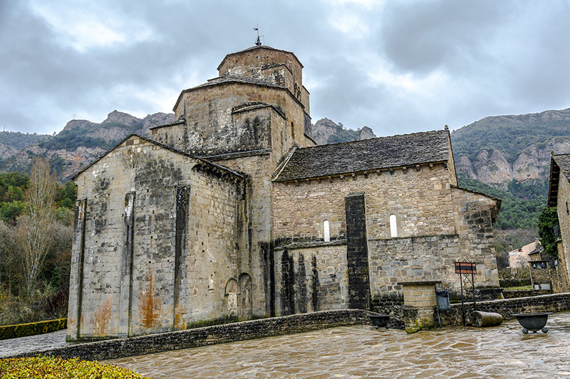Huesca kostel Španělsko
