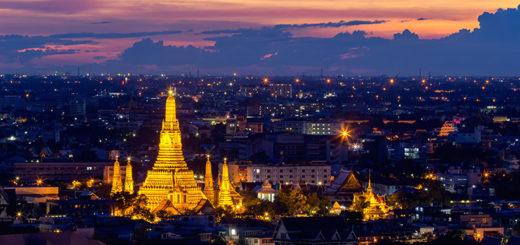 Thajsko situace