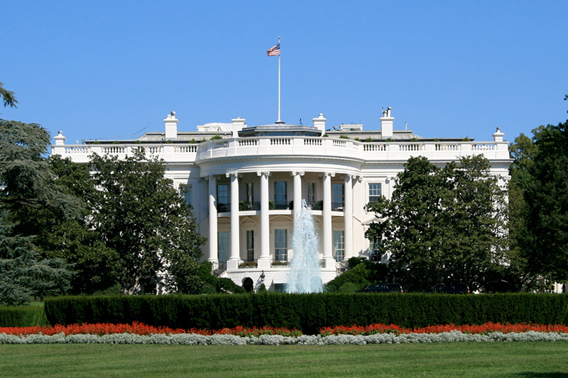Bílý dům USA