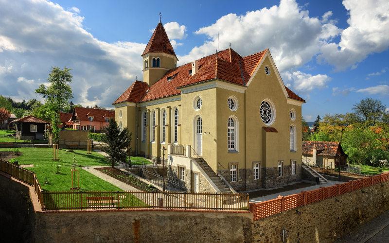 Synagoga Český Krumlov