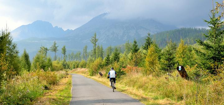 Tatry na kole