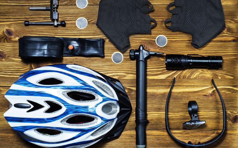 Základní výbava cyklistů