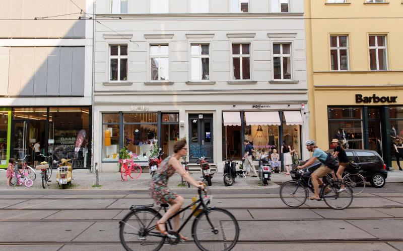Kola v Berlíně