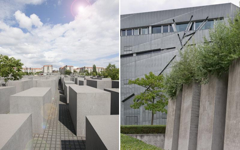 Památky holokaustu Berlín