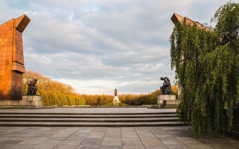 Treptower Park Berlín