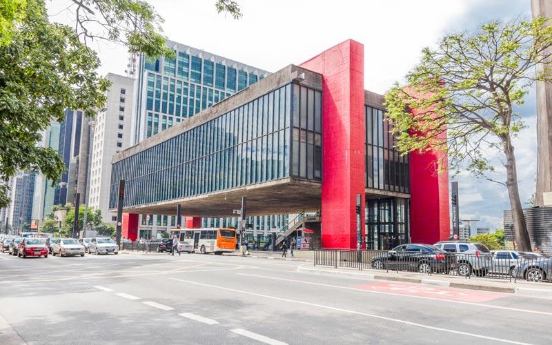 Muzeum umění Sao Paulo