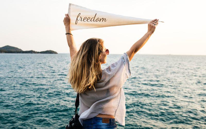 Cestování a svoboda