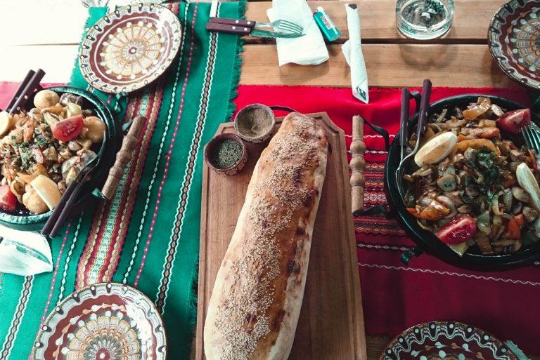 Bulharské jídlo