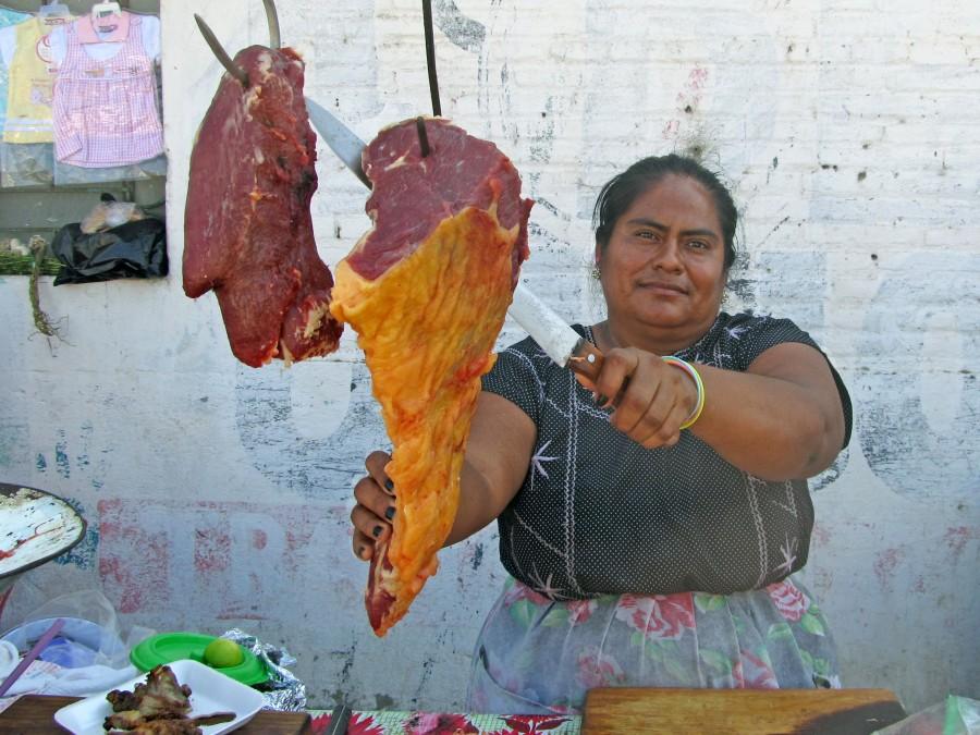 Mexický kmen Zapotéků
