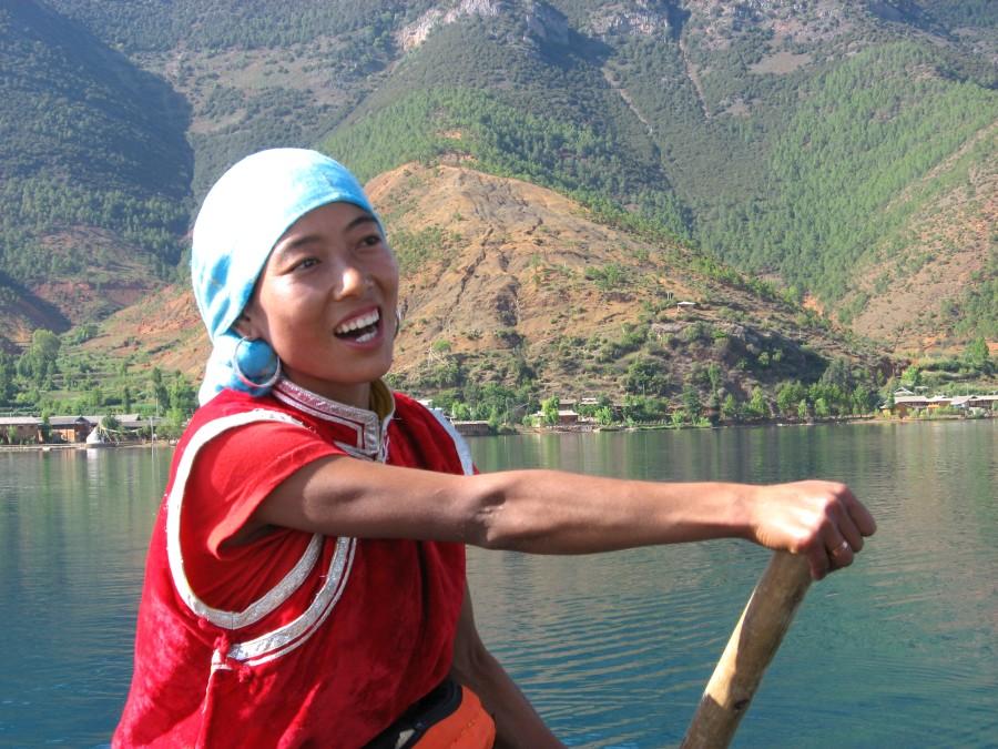Čínsky kmen Mosuové