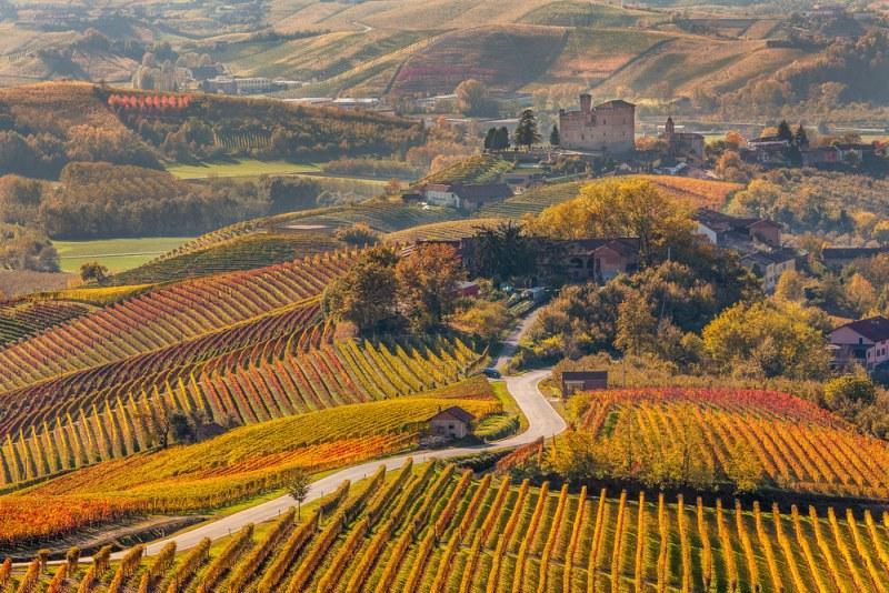 Piedmont - Itálie