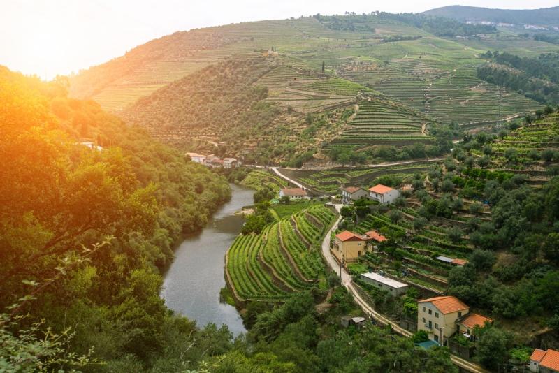Portugalsko Douro Valley