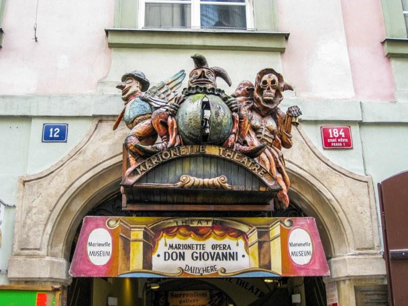 Národní divadlo Marionet