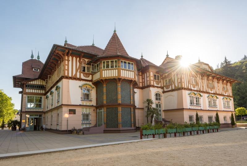 Hotel Jurkovičův dům