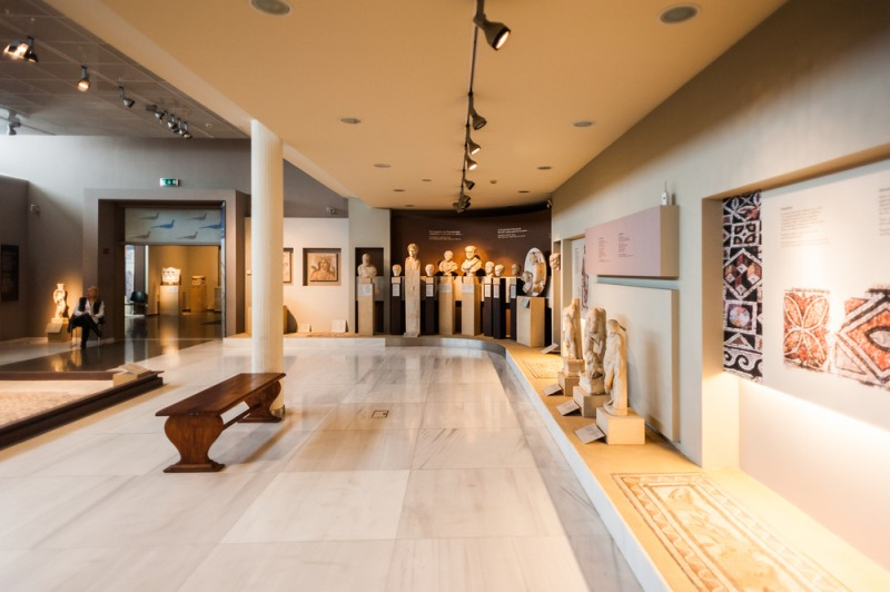Archeologické muzeum v Soluni