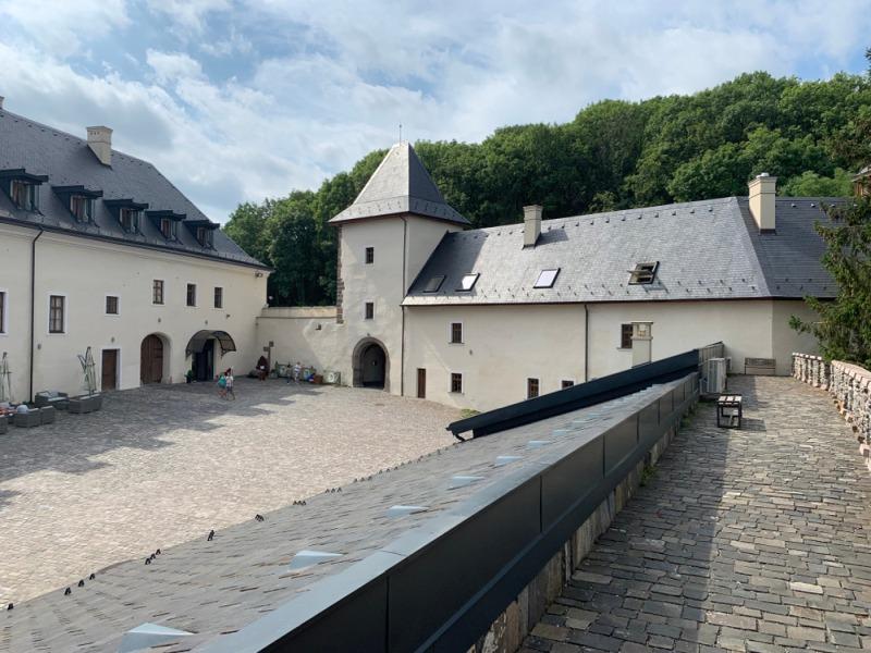 Vígľašský zámek