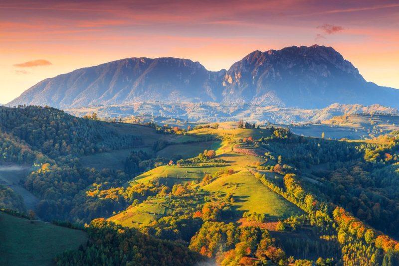 Národní park Piatra Craiului
